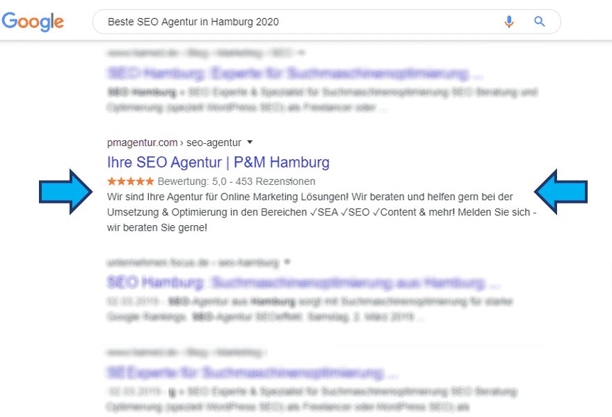 Rich Snippets & Structured Data für WordPress