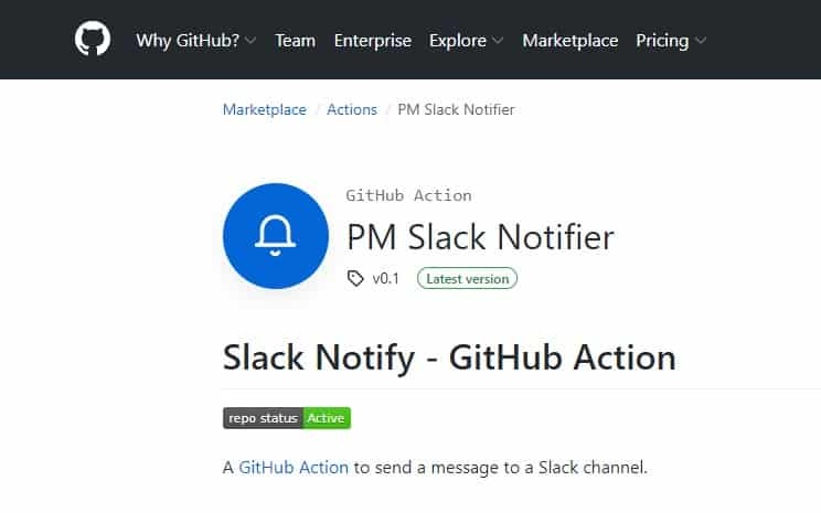 how to create your own github actions